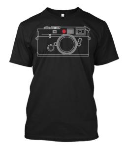 Leica Camera Shirt